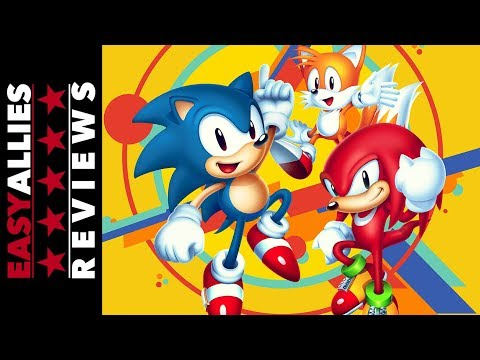 Sonic Mania - Easy Allies Review - YouTube video thumbnail