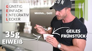 Das geilste Protein Müsli aller Zeiten - Crunchy Frühstück