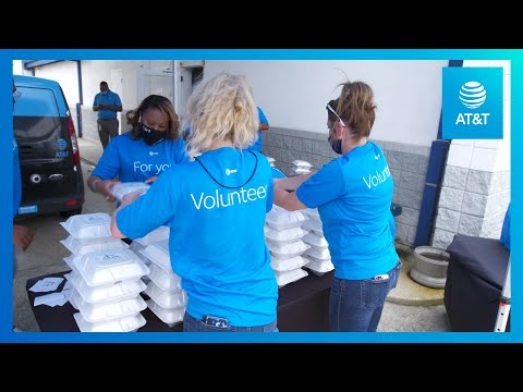 AT&T Thanks our First Responders in Louisiana-youtubevideotext