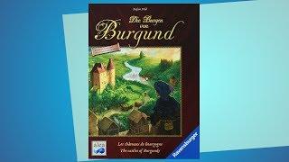 Die Burgen von Burgund // Brettspiel - Erklärvideo