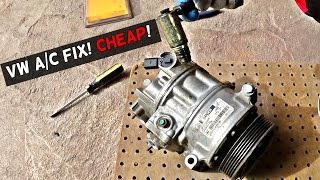 How vw ac compressors fail most popular videos vw ac compressor not working fandeluxe Gallery