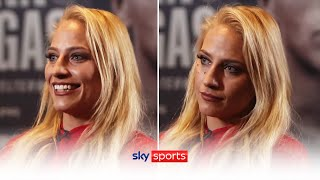 Ebanie Bridges on her feud with Shannon Courtenay ahead of their world title fight