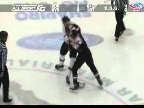 Zac Rinaldo vs Eric Regan