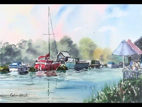 Thumbnail of Blackwater Navigation, Heybridge Basin, Essex.