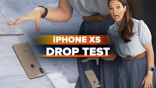 iPhone XS vs. sidewalk: Did it survive our drop test?