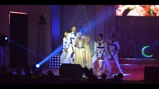 Annie McCausland LIVE! I Kissed A Girl-Katy Perry Cover/The Imperial March
