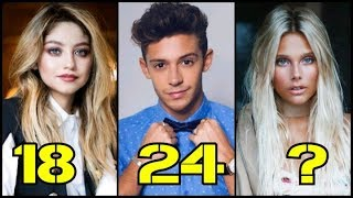 Soy Luna From Oldest to Youngest
