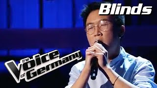 Joji - Slow Dancing In The Dark (Sion Jung)   The Voice of Germany   Blind Audition