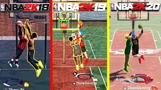 GETTING A POSTERIZER ON EVERY NBA 2K IN ONE VIDEO (next gen)