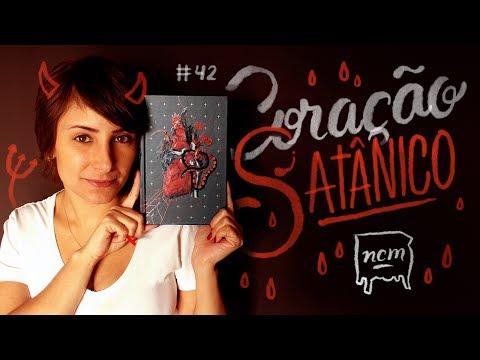#42 CORAÇÃO SATÂNICO (LIVRO) | NO CRIADO-MUDO