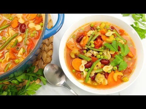3 EASY VEGETARIAN DINNER RECIPES | Healthy Meal Plans