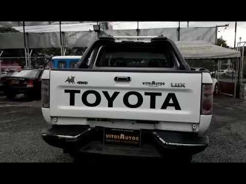 Toyota Hilux 1995 - $27.000.000