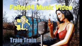 Music Video Train Train