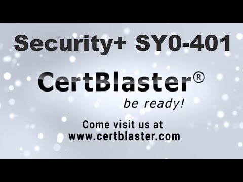 Security+ Practice Test - YouTube