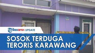 Inilah Sosok Terduga Teroris di Karawang, Hanya Tersenyum dan Tak Pernah Berkumpul dengan Tetangga