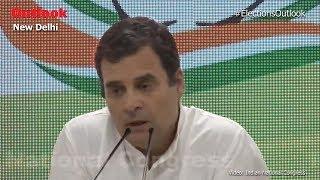 Rahul Gandhi Congratulates PM Modi, Says Will Continue Ideological Battle Against BJP