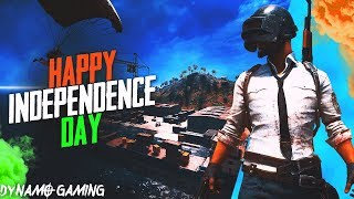 PUBG MOBILE LIVE WITH DYNAMO | HAPPY INDEPENDENCE DAY 🙏🏻 | PATT SE HEADSHOT