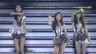 Girls' Generation (SNSD) - Galaxy Supernova Mix 1080p HD