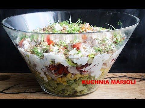 Przekaski Imprezowe Na Zimno Kuchnia Marioli Video Dangdutan Me
