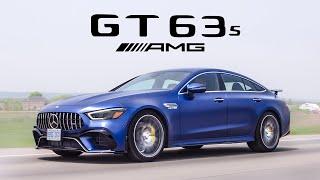 Mercedes-Benz AMG GT 4 durų kupė (X290) 2018 - dabar