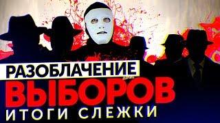 Как выбирали Путина. Итоги #МыБудемСледить | Быть Или