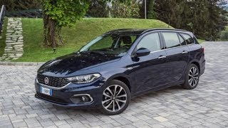 Fiat Tipo 2017 Car Review