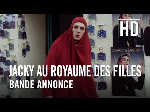 Jacky au Royaume des Filles - Bande annonce officielle HD
