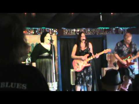 "Mojo Sonata ""Treat Me Right"" @ the Dusk 'til Dawn Blues Fest 9/2/12"