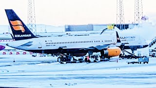 CAN PLANES FLY IN ICELAND'S SNOW???