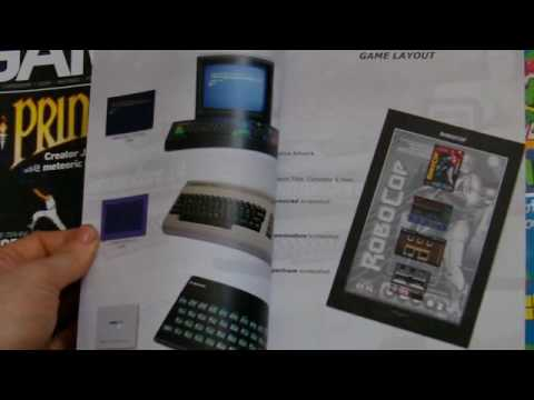 Screenshots May Vary (paperback) - Amstrad, Spectrum & Commodore full colour book,