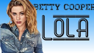 Betty Cooper - Lola (music video) // Бетти Купер (клип)