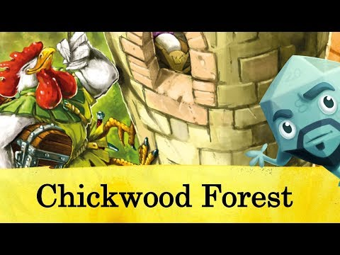 Chickwood Forest Review - with Zee Garcia