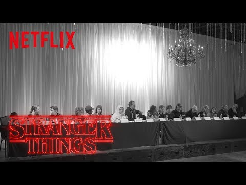 Stranger Things Season 3 Teaser 'Now In Production'