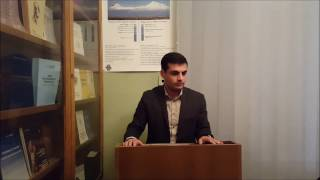 Consociational Democracy in the Context of National Interests' Modernization - Gurgen Simonyan