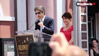 Ray Romano speech at Patricia Heaton Hollywood walk of fame Ceremony