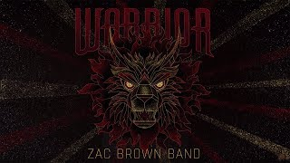 Zac Brown Band Warrior