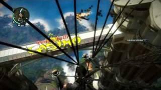 preview picture of video 'Just Cause 2 Wie man vom Panau Falls Casino fällt ohne zu sterben'