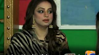 Stage performer Nida Chaudhry speaks to Geo.tv