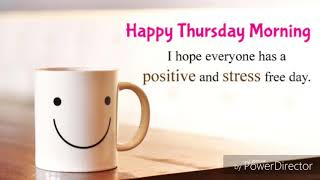 Thursday Special Status | Happy Thursday Morning Status,wishes,greetings,