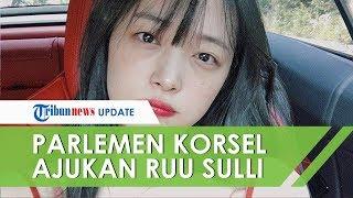 Tindak Lanjuti Kasus Sulli, Parlemen Korea Selatan Ajukan RUU Sulli Law untuk lawan Komentar Jahat