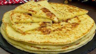 Отличная идея! До безобразия простой рецепт вкусных картофельных лепешек с творогом. | Appetitno.TV