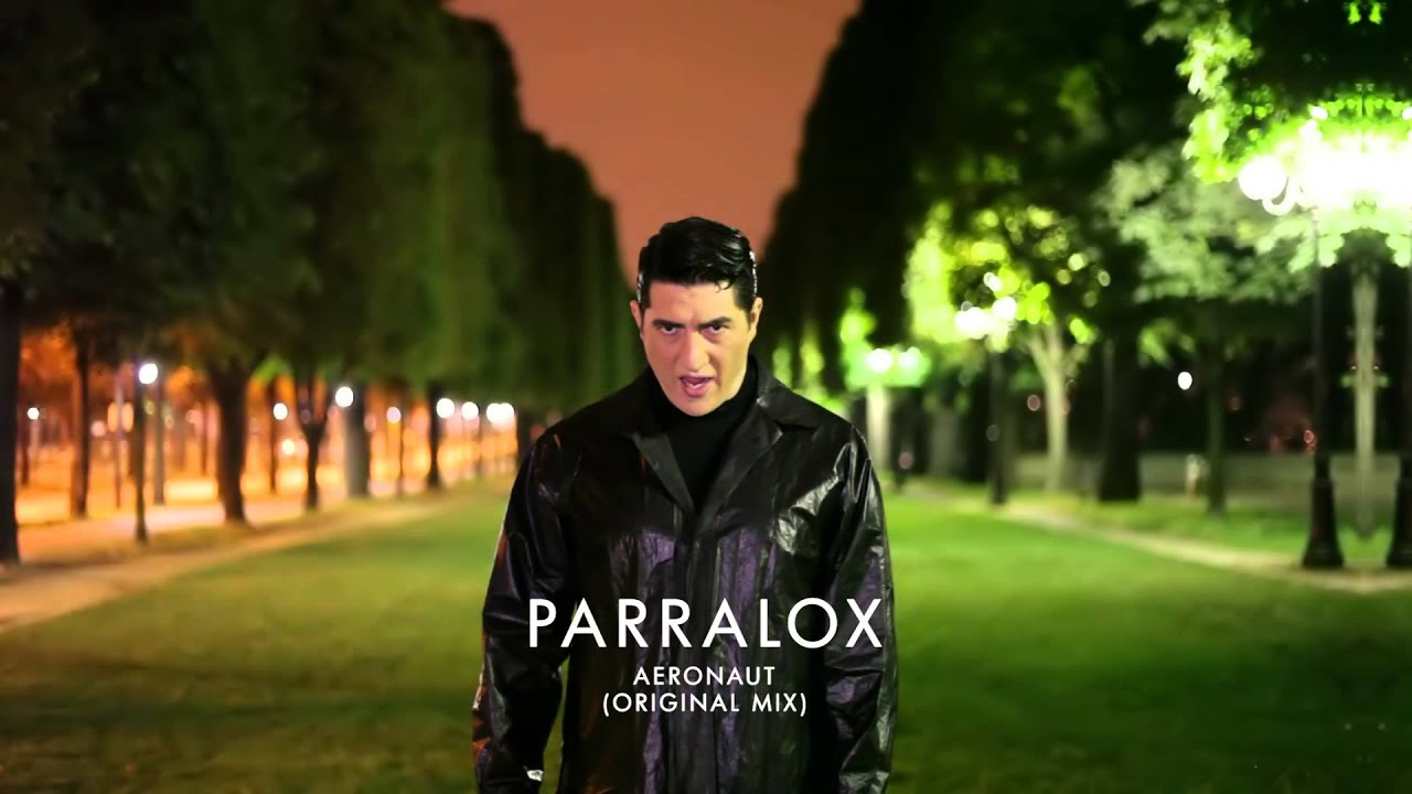 Parralox - Aeronaut (Original Mix) (Music Video)
