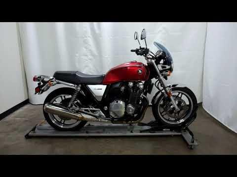 2013 Honda CB1100 in Eden Prairie, Minnesota - Video 1