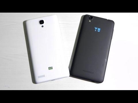 Xiaomi Redmi Note Prime Vs Yu Yureka/Plus