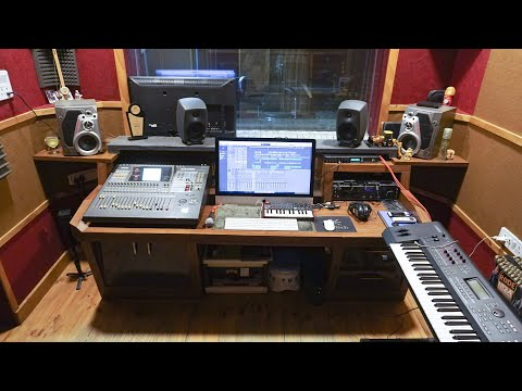 Music Production Studio Setup   Tour   Kapil Jangir's Studio