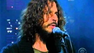 "Chris Cornell - The Keeper - Live on ""The Late Show with David Letterman"" 09.22.2011"