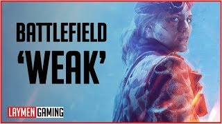 EA Worried As Battlefield V On Track to Disappoint