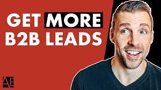 B2B Marketing Strategy | Get More Leads For B2B Businesses | B2B vs B2C