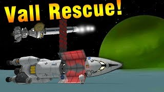 KSP - A daring Jool Rescue!