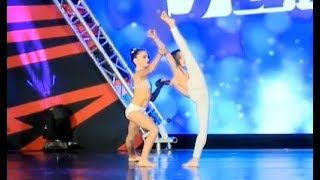Stars Dance Studio - Unchained Melody (Giselle Gandarilla and Nicholas Bustos)
